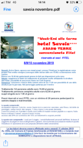 WEEK END AD ABANO TERME